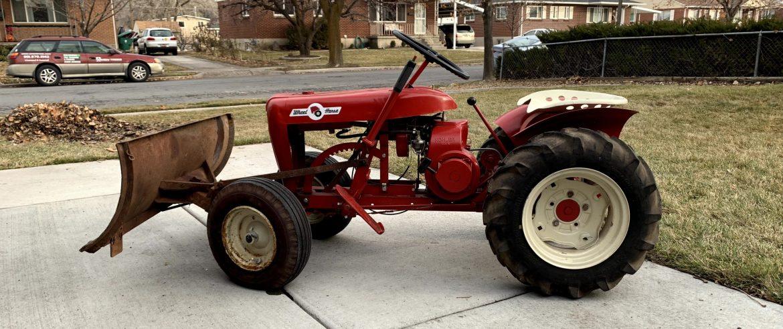 Kayli's 1960 Wheelhorse